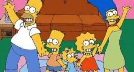"""FOX celebra su 20° aniversario y  """"Los Simpson"""" son los invitados de honor."""