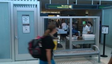 El Gobierno de los Estados Unidos registra las PCs de los viajeros sin su permiso