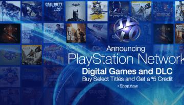 Sony permitirá comprar juegos digitales de PlayStation en tiendas como Amazon