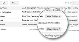Google agrega nuevas acciones rápidas a Gmail