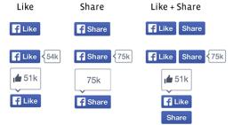 """Facebook rediseña el botón """"me gusta"""""""