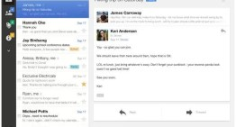 Google actualiza la aplicación de Gmail para iPad e incorpora nueva barra de navegación y composición a pantalla completa