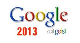Google Zeitgeist 2013 – Lo más buscado en el año