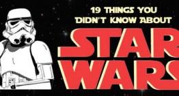 19 cosas que no sabías de Star Wars