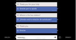 Microsoft actualiza Bing Translator para Windows y Windows Phone 8