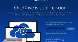 Microsoft cambia el nombre de SkyDrive, ahora es OneDrive