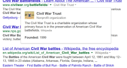 Google mostrará más información de sitios web en los resultados de búsquedas