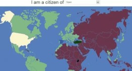 Visamapper, para saber en qué países hace falta un visado para viajar