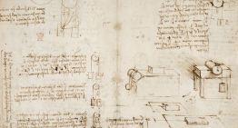British Library inaugura Galería en línea que incluye anotaciones de Leonardo Da Vinci y el diario musical de Mozart.