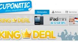 """Llega a México el """"King Deals"""", la nueva forma de comprar por Internet"""