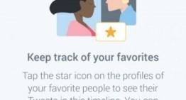 Twitter prueba una herramienta para seguir a nuestros usuarios favoritos