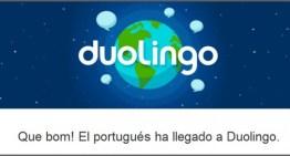 Duolingo ofrece de forma gratuita curso para aprender portugués