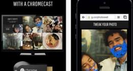 Photowall aplicación para ver fotos y hacer montajes en ChromeCast