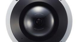 Sony brinda seguridad en 360° con el nuevo mini domo IP
