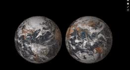 La NASA presenta el Selfie del Mundo