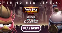 Rovio presenta Rise of the Clones, el nuevo capitulo de Angry Birds Star Wars 2