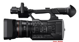 Sony presenta la videocámara 3CMOS PXW-X160 para grabaciones en HD