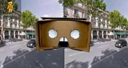 Google lanza aplicación para que construyas tus lentes de realidad virtual caseros