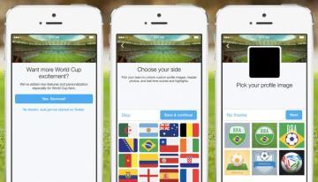 Preparados en Twitter para la #Copa2014