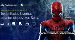 El más avanzado servicio de video, llega Video Unlimited de Sony