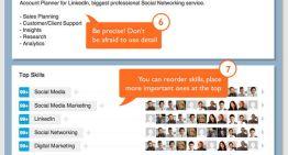 Tips y Trucos: recomendaciones para mejorar el perfil de usuario de LinkedIn