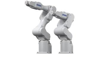 Epson crea tecnología robótica de vanguardia