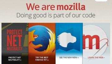 Mozilla presentó la nueva versión de su codificador JPEG