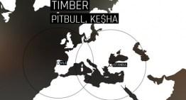 Serendipity, proyecto que muestra un mapa de quién escucha la misma música en Spotify