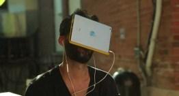 AirVR, proyecto que te permitirá convertir tu iPad mini o tu futuro iPhone 6 Plus en unas gafas de realidad virtual, similar a las Oculus Rift