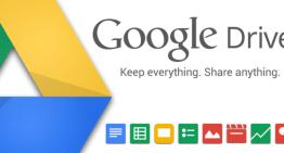 Google Drive se actualiza y ya permite abrir aplicaciones de escritorio desde la vista previa