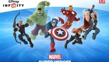 Disney Interactive muestra el nuevo avance del juego Disney Infinity: Marvel Super Heroes