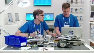 Samsung presenta una nueva serie de comerciales para burlarse de los nuevos lanzamientos de Apple