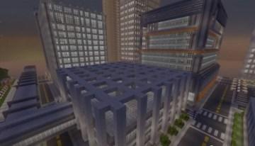 Titan City, ciudad de 4.5 millones de bloques creada por un jugador de Minecraft