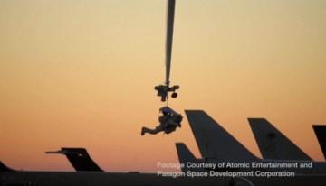 Alan Eustace, Senior Vice Presidente de Knowledge en Google quiebra el récord de altura de salto en paracaídas de Félix Baumgartner