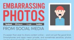 Infografía: ¿Cómo remover las fotos embarazosas de las Redes Sociales?