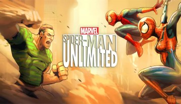 Sandman llega a Spider-Man Unlimited