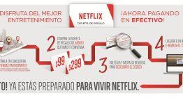 ¡Llegan a México las tarjetas de regalo Netflix!