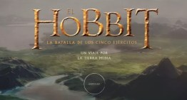 Google actualiza experimento de Chrome basado en El Hobbit