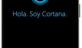 Cortana ahora entiende español