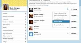 """Twitter anuncia herramientas contra el acoso, cuentas falsas y tweets """"no aptos"""""""