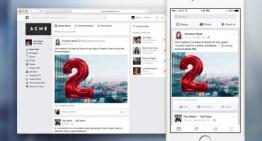 Facebook presenta Work, su nuevo servicio de productividad para empresas