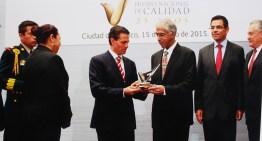 Por segunda ocasión, Plantronics México recibe el Premio Nacional de Calidad.