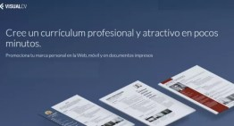VisualCV: herramienta para crear un CV desde Internet