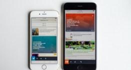 Clon Chino del iPhone con Android se hace passar como iOS 9, ¡Los usuarios lo adoran!