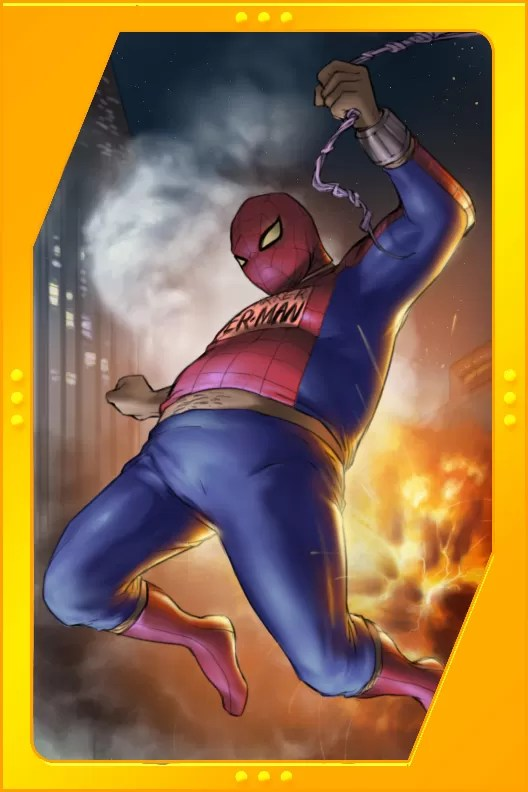 Earth_X_Spider-Man_card