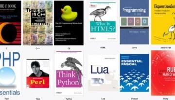 Colección de 24 libros gratuitos para aprender a programar