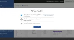 Microsoft Office Online ya permite editar documentos guardados en Dropbox