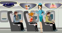 Boeing registra nueva patente de un sistema que permite a sus usarios dormir más cómodamente en los aviones