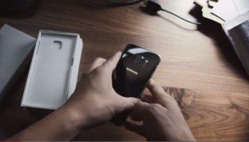 Escape Alert, el unboxing del nuevo smartphone Samsung Galaxy S6 Edge