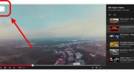 YouTube ya permite filtrar los videos grabados en 360°